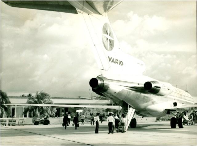 Embarque de passageiros no B727 - BRASIL: Ex-funcionários da VARIG ainda tentam receber dinheiro 11 anos após falência da empresa