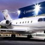 AirSprint, do Canadá, assina pedido para até 12 jatos executivos da Embraer
