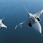 Suécia pode manter caças Gripen C/D voando por mais tempo do que o esperado