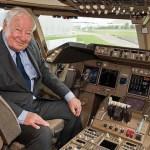 "Joe Sutter, o ""Pai do 747"", morre aos 95 anos"