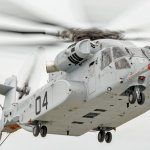 Voa o quarto protótipo do CH-53K King Stallion