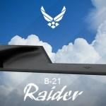 Novo bombardeiro dos EUA tem nome: B-21 Raider