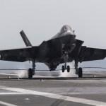 Raytheon avança com o sistema de auxílio de pouso autônomo para o F-35B e C