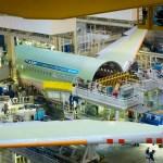 Começa a montagem final do primeiro Airbus A330neo