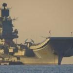 VÍDEO: Operações marítimas russas no mediterrâneo