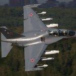 Rússia pretende demonstrar Yak-130 no Brasil em 2017