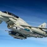 Iniciam os testes operacionais do Typhoon com o pacote 'Centurion'