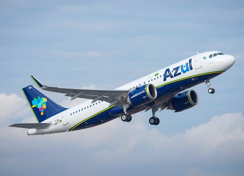 2ba594510c Azul Linhas Aéreas   Cavok Brasil - Notícias de Aviação em Primeira ...