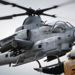 Incidente envolvendo helicóptero AH-1Z no Japão