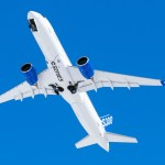 Aeronave Bombardier CS300 certificada pela EASA