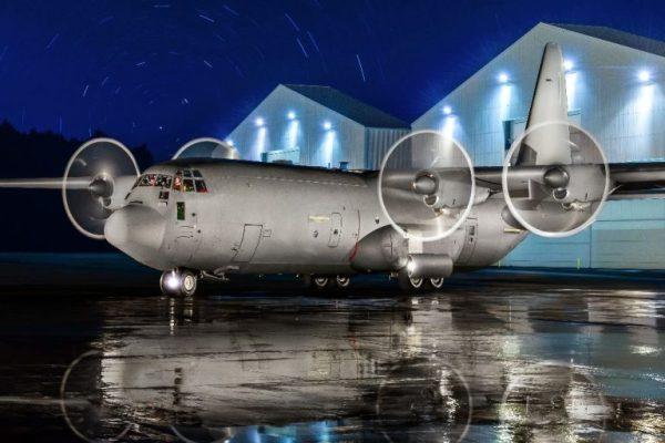 A Luftwaffe pretende adquirir de 4 a 6 aeronaves C-130J Hercules, em conjunto com a França. (Foto: Lockheed Martin)