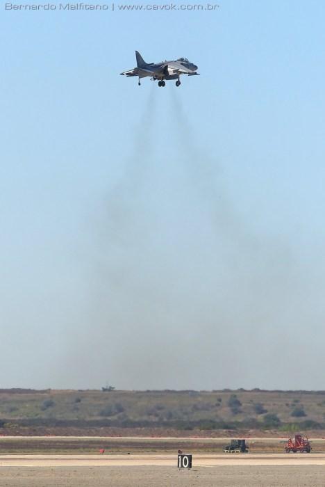 """Miramar16Malfitano 21 Harrier 468x700 - Saiba como foi o Miramar Air Show 2016, a """"Fightertown"""" pelas lentes do Cavok"""