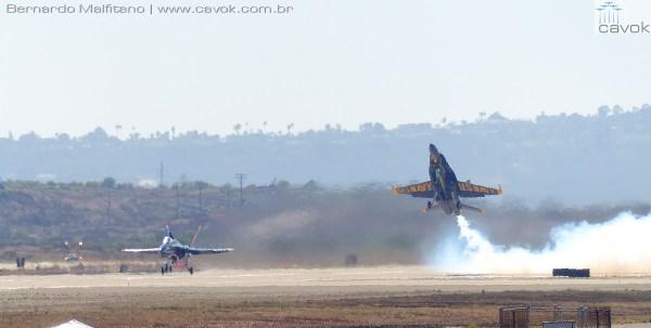 "Miramar16Malfitano 60 BlueAngels 600x303 - Saiba como foi o Miramar Air Show 2016, a ""Fightertown"" pelas lentes do Cavok"
