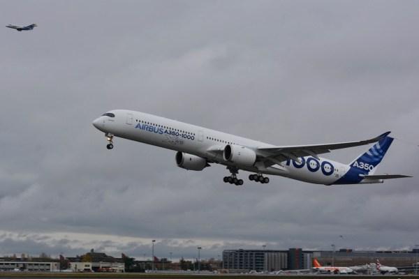 O primeiro voo deverá durar cerca de 4 horas. (Foto: Airbus)