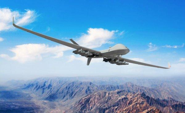 RAF quer novos drones MQ-9 Reaper Extended Range.