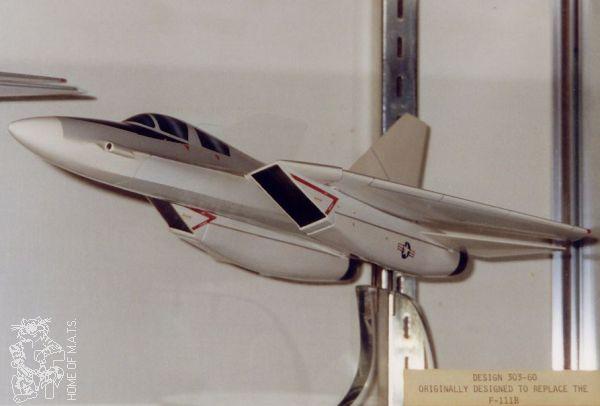 Um dos primeiros conceitos, o 303-6 (Foto: Home of MATS)