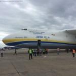 Imagens exclusivas da visita do An-225 em Campinas