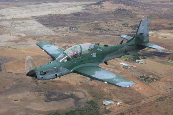 Unidades da FAB realizam treinamento de Guiamento Aéreo Avançado. (Foto: Agência Força Aérea)