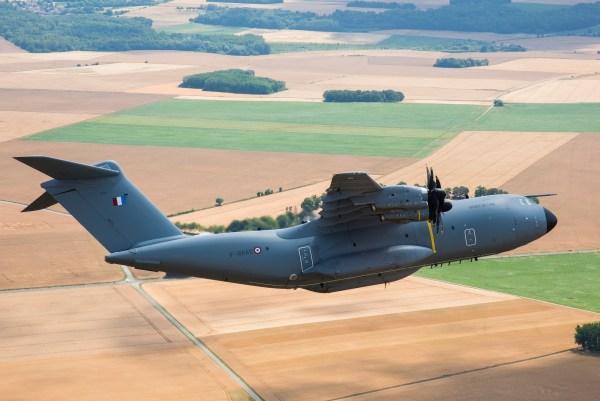 Melhorias nas capacidades do A400M foram feitas para atender a exigência das nações parceirias do projeto. (Foto: Airbus DS)