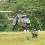 Singapura seleciona H225M e CH-47F