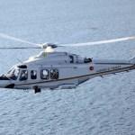 Serviço italiano de proteção de fronteiras encomenda mais seis helicópteros AW139