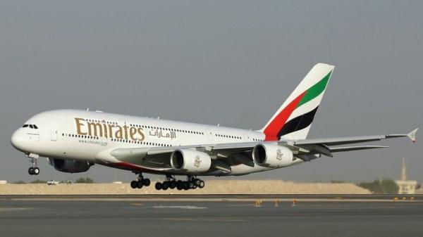 3168653705 600x337 - Emirates recebe a primeira aeronave Airbus A380 com motores Rolls-Royce