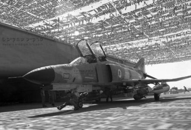 F 4 9 - Guerra do Yom Kippur: O petróleo como arma