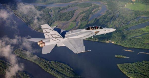 IMG 6529 600x314 - Boeing retoma conceito do Advanced Super Hornet com menos recursos