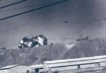 MiG 21 explode F 4 em voo - ESPECIAIS