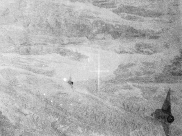 Mirage vs MiG 21 - Guerra do Yom Kippur: SAM x Phantom
