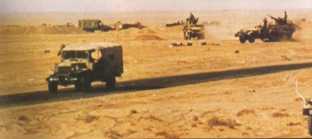 T 11 - Guerra do Yom Kippur: choque de Titãs
