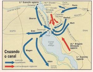 T 13 300x233 - Guerra do Yom Kippur: choque de Titãs