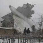 Acidente com 747 turco no Quirguistão