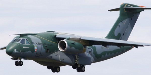 806 7dwm1166 600x300 - O voo internacional da Embraer na área de defesa