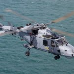 Leonardo entrega último Wildcat para o Ministério de Defesa britânico
