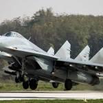 Bielorrússia doa aviões MiG-29 para à Sérvia