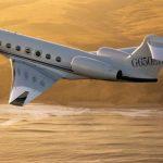 Jato Gulfstream G650ER continua registrando recordes