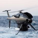 Marinha Australiana seleciona o UAS Camcopter S-100 da Schiebel