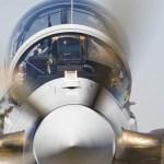 IMAGENS: Piloto libanês realiza nos EUA primeiro voo em aeronave A-29 Super Tucano