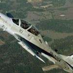 Acidente com A-29A Super Tucano da USAF da Base Aérea de Moody