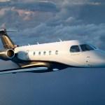 Legacy 450 da Embraer estabelece novo recorde de velocidade entre Califórnia e Havaí
