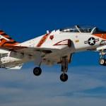 USN: Instrutores de voo de T-45 entram em greve