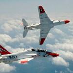 USN: Jatos treinadores T-45 vão voltar a voar em breve