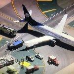 EUA: Colisão entre avião e caminhão no aeroporto de Los Angeles