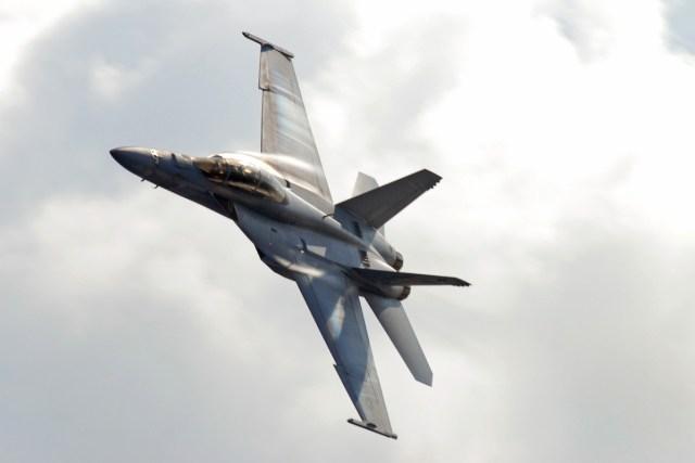 IMG 1269 - Boeing vai modernizar mais caças F/A-18