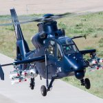 VÍDEO E IMAGENS: Helicóptero armado chinês Z-19E realiza voo inaugural