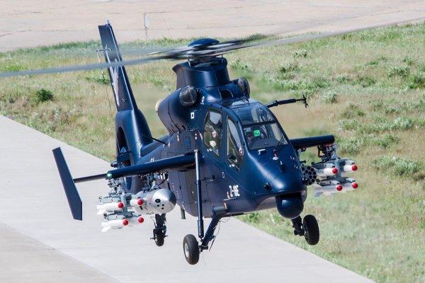 Z 19E 600x400 - VÍDEO E IMAGENS: Helicóptero armado chinês Z-19E realiza voo inaugural