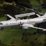 Paquistão deve receber mais três aeronaves Saab 2000 Erieye
