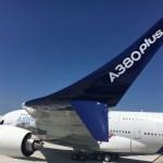PARIS AIR SHOW: Airbus apresenta o A380plus