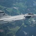 SUÉCIA: Auroridades brasileiras acompanharam primeiro voo do caça Gripen E
